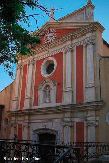 Cathedrale Notre Dame de la Platea, Antibes