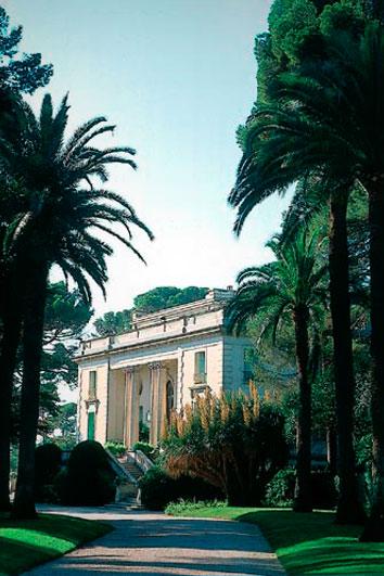 Villa Eilenroc, Cap d'Antibes