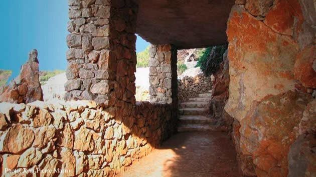 Sentier des douaniers du Cap d'Antibes